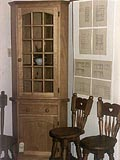Dining Room Furniture Corner Cabinet Plate Dresser