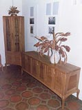 Furniture Design Tropical Hard Wood